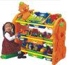 Kindergarten (KYQ-9053-1)のためのプラスチックToy Shelf