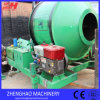 Uno mismo diesel vendedor caliente 2015 Jzr500 que carga el mezclador concreto