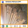 A36 tubo standard del quadrato dell'acciaio dolce di GB di lunghezza di spessore 5.8m