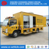 Generatore del carraio di Isuzu 6 elettrico/camion del rifornimento di alimentazione di emergenza del camion alimentazione elettrica