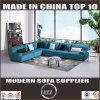 Sofa moderne de meubles de maison de tissu des Etats-Unis 2017