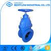 100% Prüfungs-Becken-pneumatischer Zylinder-Roheisen-Absperrschieber