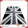 装飾的な領域敷物デザインポリエステルシャギーなカーペット