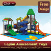 セリウムCreative Design Children Outdoor Plastic Playground (12085A)