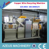 300-400kgs/Hour Waste Copper Wire Crusher Recycling Machine
