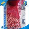 빈 Open Safety Tape 또는 Total Transfer Void Open Tape