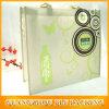 カスタム安い中国によって薄板にされる非編まれた買物をするPP袋