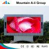 Exhibición publicitaria grande al aire libre a todo color P10