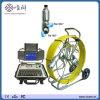 appareil-photo d'inspection de conduit d'égout de rotation d'inclinaison de carter de tige pousseuse de 60m avec le compteur V8-3288PT-1 de mètre
