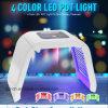 Машины красотки внимательности светов цветов СИД фотона 4 PDT лицевые
