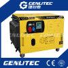 Refrigeración por aire 2 generador del diesel del motor diesel 8kw 10kw del cilindro