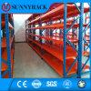 Cremalheiras amplamente utilizadas do Shelving de Longspan para o armazenamento do armazém