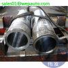 Tubo pre afilado con piedra de E355 + del senior usado para el equipo hidráulico