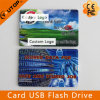 Lecteur flash USB promotionnel de carte de don de compagnie (YT-3101)