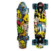 Skateboards de van uitstekende kwaliteit van de Straat van de Kruiser van de Stijl van Graffiti van 22 Duim