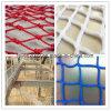 Горизонтальное прочное плетение безопасности лестницы Raschel полипропилена для детей