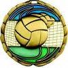 Medaglia all'ingrosso di pallavolo di timbratura di oro del ricordo della Cina