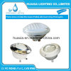 Bulbo subaquático do diodo emissor de luz da luz da piscina do vidro 24watt PAR56