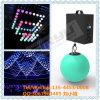 Вися шарик освещения 3-9m Orbisfly света шарика 3D ПРОФЕССИОНАЛЬНЫЙ кинетический светлый