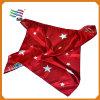 Напечатанный таможней шарф сатинировки для квадрата избрания (hy34)