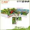 Vergnügungspark-Spiel-Dschungel-Thema scherzt Playghouse Innenspielplatz-Preis
