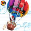 Kind-blockt Plastikfeuer-Ballon Spielzeug 195PCS