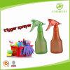 工場価格洗剤のためのカラー水トリガーのスプレーヤーポンプ