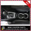 Cubierta Checkered material del sostenedor de Cover&Cup del engranaje de la rotación de estilo del ABS del accesorio auto para el modelo renegado (2PCS/SET)