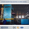シリコーンの管のためのゴム製油圧出版物機械