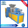 Máquina que exprime y de granulación de la película plástica