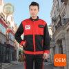 Vêtements de travail globaux imperméables à l'eau d'OEM pour les hommes, uniformes de soudeuse de sûreté