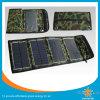 Caricatore pieghevole solare utile senza batteria