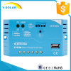 Charge d'Epever 10A 12V USB 5V/1.2A/contrôleur solaires Ls1012EU de débit