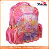 Sacos de escola bonitos coloridos da princesa Printed Menina Escola Trouxa para o estudante