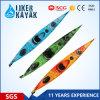 Neuer einzelner Ozean-Kajak des Entwurfs-450cm für Verkauf