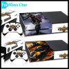 Collant de peau de vinyle de dispositif de couverture pour la console de jeu du xBox un de Microsoft