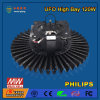 iluminação elevada do louro do diodo emissor de luz do UFO 120W com a microplaqueta do diodo emissor de luz da Philips