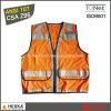 Os Mens ANSI107 protegem a veste elevada de Visability do desgaste