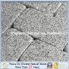 Sésamo barato White/Grey Granite Tumbled Stone para Paving