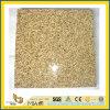 Flooring (YQG-GT1015)のための自然なStone山東Rust Granite Tiles