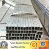 Sección de acero hueco recubierta de zinc de ERW