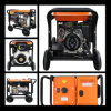 5kw Diesel Generator Set pour Industrial Used (Big Wheels)
