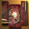 Pintura al óleo abstracta de Art Nude en Canvas (KLNA-0014)