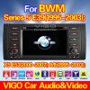 En el reproductor de DVD GPS Sat Nav del coche para BMW E39 E53 M5