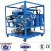 高VAC円滑油の油純化器システム