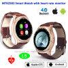 Nano Waterdicht Slim Horloge Mtk2502 Bluetooth met het Tarief van het Hart (L5)