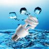 demi d'ampoule économiseuse d'énergie spiralée de T3 9W pour CFL (BNFT3-HS-A)