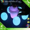 Chaise colorée Bcr-310t du plastique LED