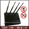 5バンドCell Phone Jammer Signal Blocker