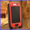 Showkoo Duke Genuine Leather Argumento Cover para o iPhone 5s
